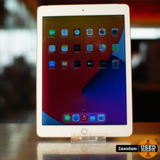iPad Air 2 16GB Wifi+4G Silver   In nette staat