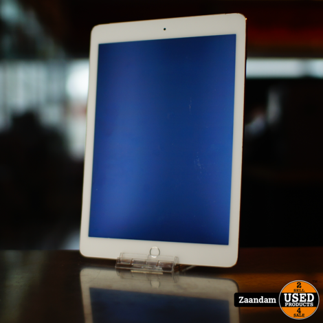 iPad Air 2 16GB Wifi+4G Silver | In nette staat