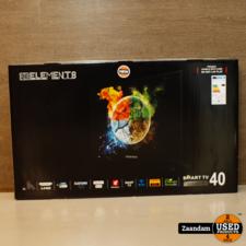 Elements ELT40DE910 4K Smart Televisie | Nieuw in doos