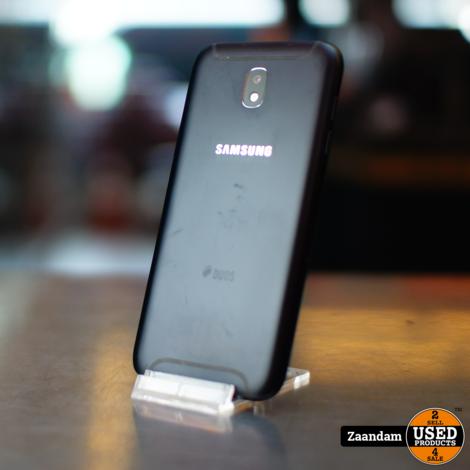 Samsung Galaxy J5 2017 16GB Zwart | In nette staat