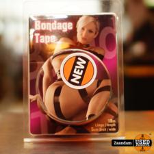 Erotiek   Bondage Tape   Nieuw in doos
