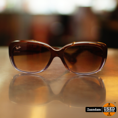 RayBan 4101 Jack OHH Zonnebril | In nette staat