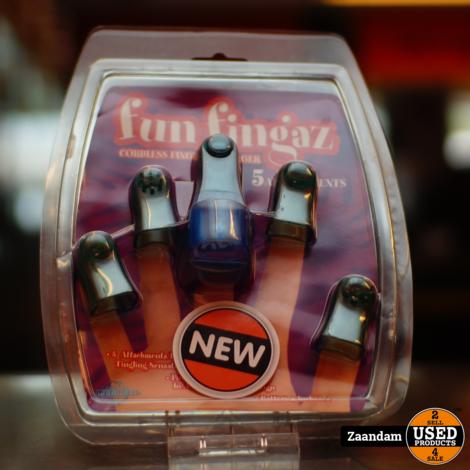 Erotiek   Fun Fingas   Nieuw in doos