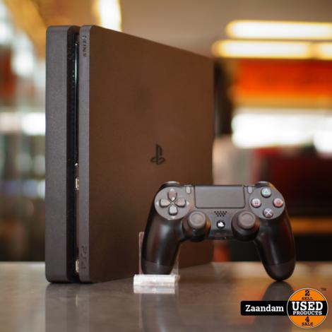 Playstation 4 Slim 500GB Zwart | In nette staat