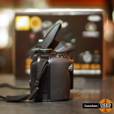 Nikon D3400 Body Foto Camera | 24MP | In zeer nette staat