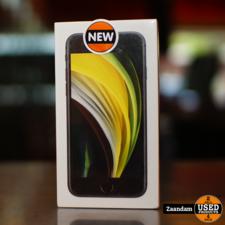 iPhone SE 2020 64GB Black | Nieuw in seal