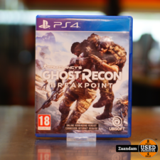 Playstation 4 Game: Ghost Recon Breakpoint