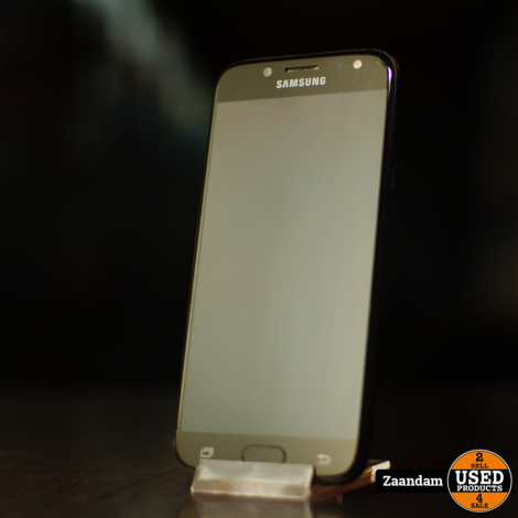 Samsung Galaxy J5 2017 16GB Zwart | Incl. garantie