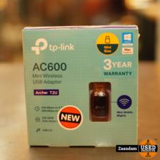 TP-Link Archer T2U V3.0 AC600 W-LAN adapter #1 | Nieuw in Seal