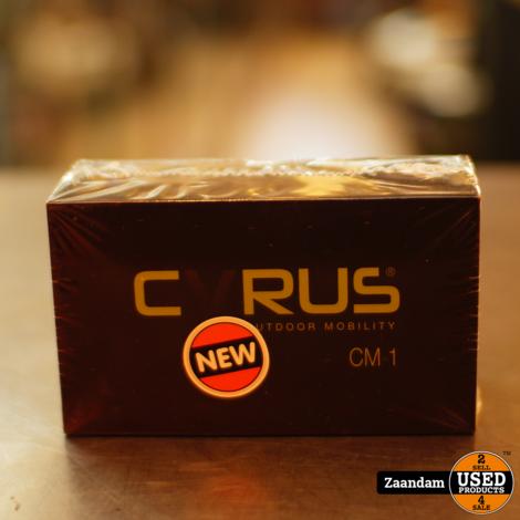 Cvrus CM1 Telefoon | Nieuw in Seal