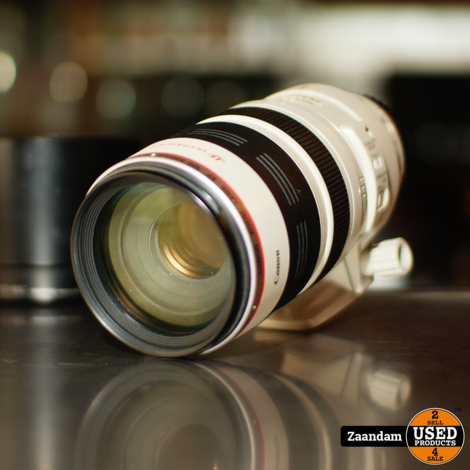Canon 100-400 F4.5-F5.6 L IS USM Objectief | Incl. garantie