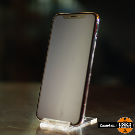 iPhone Xs 64GB Gold/Goud   Nette staat