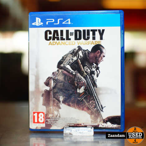 Playstation 4 Game: Call of Duty Advanced Warfare