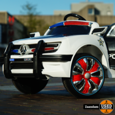 Electrische Politie Kinder Auto | 12V | In nette staat