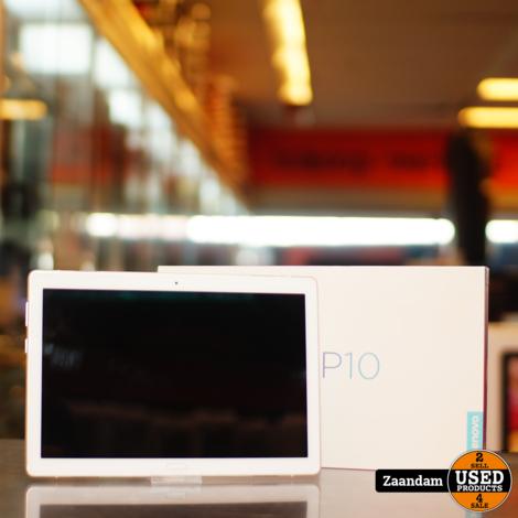 Lenovo Tab P10 3GB + 32GB   Z.G.A.N in Doos