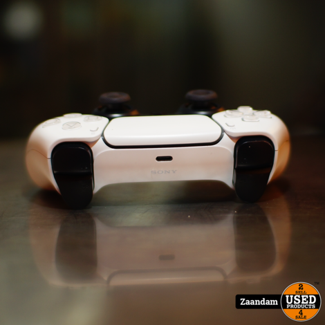 Playstation 5 Controller Wit | In nette staat