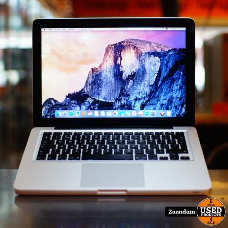Macbook Pro 2012 13Inch   i5 4GB 500GB   In nette staat