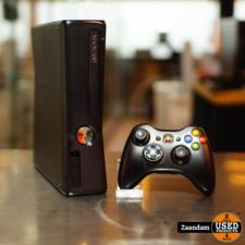 XBox 360 S Console Zwart   Incl. garantie