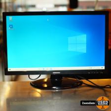 Medion Akoya MD20461 23.6 Inch Full HD Monitor Zwart   In nette staat