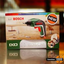 Bosch Ixo V Accu Schroefmachine   3.6V   Nieuw in doos