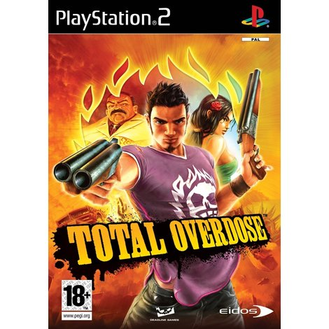 PS2 Total Overdose | Playstation 2 Game