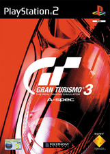 PS2 Gran Turismo 3 A-Spec | Playstation 2 Game
