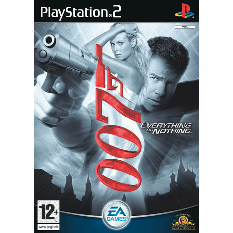 PS2 James Bond 007: Everything or Nothing | Playstation 2 Game