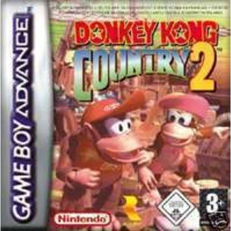 Gameboy Advance | Donkey Kong Country 2 | Losse cassette