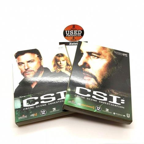 Crime Scene Investigation CSI: Seizoen 8 | DVD