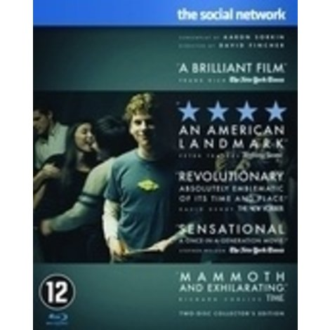 Blu-Ray The Social Network