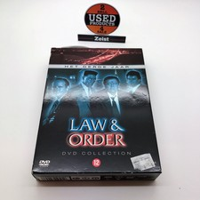 Law & Order | 6 DVD | Seizoen 3