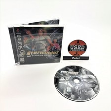 PS 1 | Starwinder: the ultimate space race