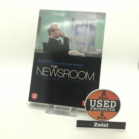 The Newsroom | Seizoen 1 | 4 DVD