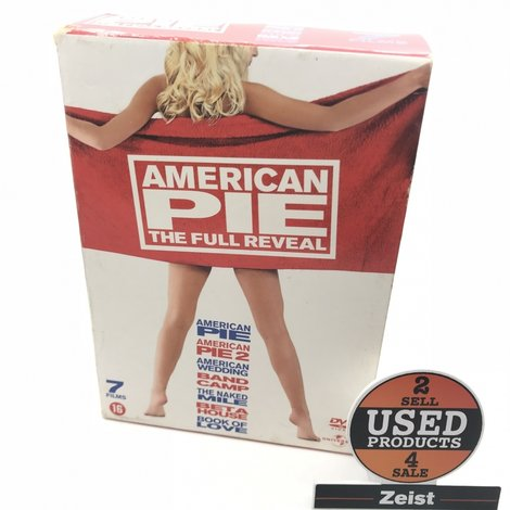 American PIE The Full Reveal | 7 Films Box