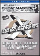 PS2 Xploder: Cheatmaster