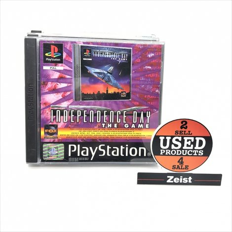 PS1 | Independence Day The Game