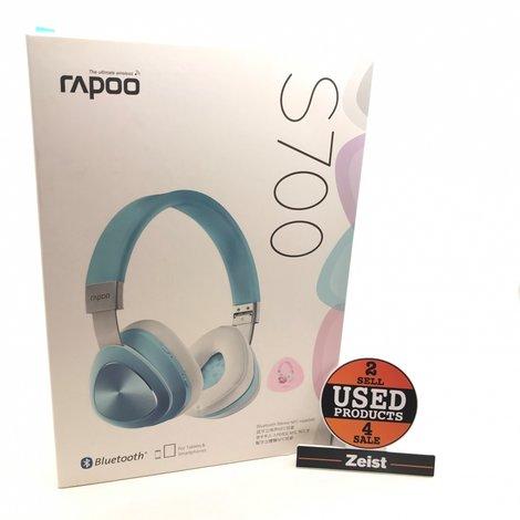 Rapoo S700 | Bluetooth NFC Headset | Roze | NIEUW