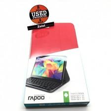 Rapoo TK308 | Rood | NIEUW | Voor Samsung Galaxy Tab 8''