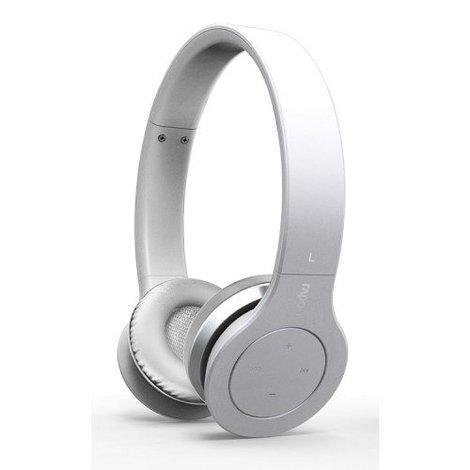 Rapoo S160 | Bluetooth Headset | Peach