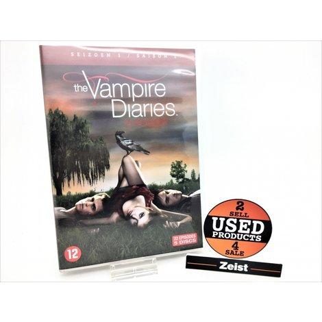 Vampire Diaries | Seizoen 1 | DVD