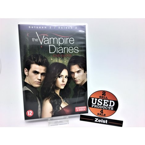 Vampire Diaries | Seizoen 2 | DVD