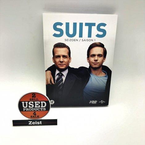 Suits | Seizoen 1 | 3 DVD