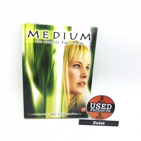 Medium | Seizoen 1 | 4 DVD