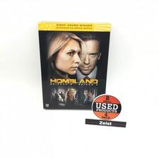 Homeland   Seizoen 2   4 DVD