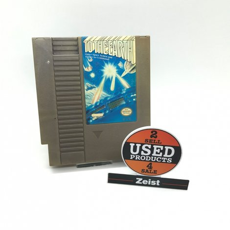 NES | To The Earth