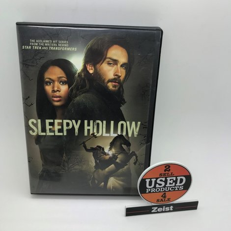 Sleepy Hollow | Seizoen 1 | 4 DVD