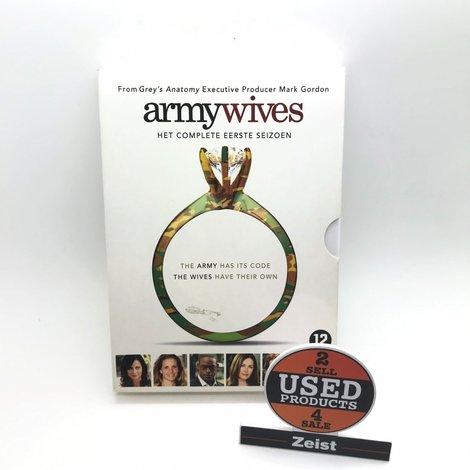 Army Wives | Seizoen 1 | 3 DVD
