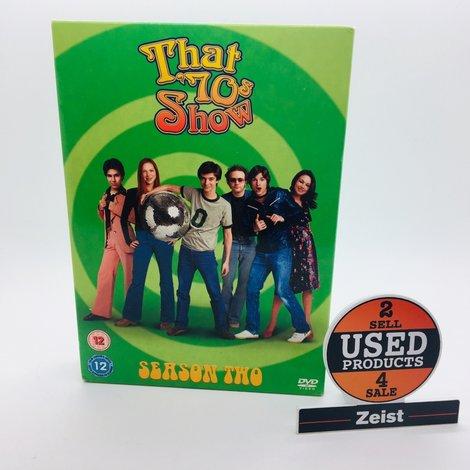 That '70s Show | Seizoen 2 | 4 DVD