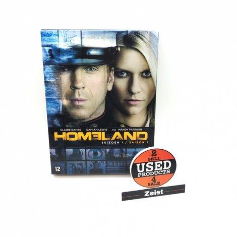 Homeland | Seizoen 1 | 4 DVD