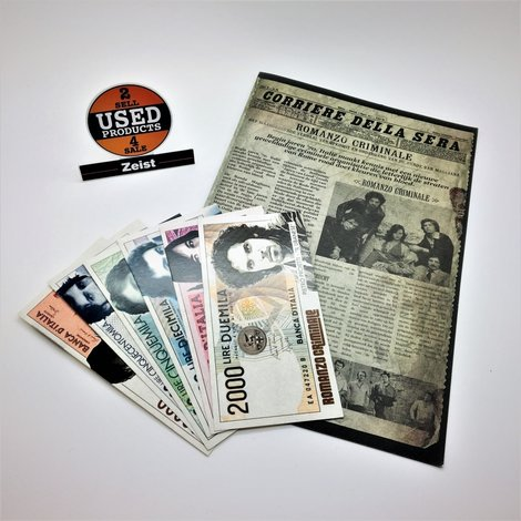 "Romanso Criminale   Serie 1   8 DVD   Incl. ""Krant & geld"""